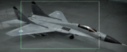 MiG-29A Osea color Hangar