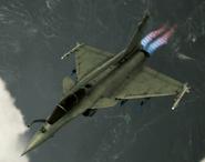 Rafale M Flyby 1