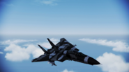 F-14A Normal Skin 01 Dark Gray Flyby 2