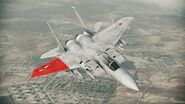 F-15C Color 5 Pixy Assault Horizon Flyby