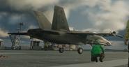Mobius Super Hornet Catapult