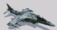 Av-8B Event Skin 01 Hangar