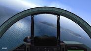 Su-27 ACX Cockpit