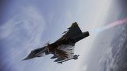 Gripen C -GF- Flyby 5