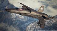 ASF-X -Nagase- Ace Combat 7