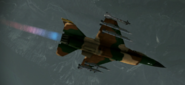 F-16C Event Skin 01 Flyby 2