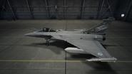 RafaleM AC7 Strider Hangar