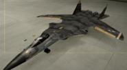 Su-47 Special color hangar