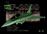 EF-2000 color Enemy Type A