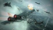 Bombing of Vitoze Ace of Aces