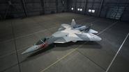 Su-57 AC7 Color 7 Hangar