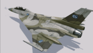 F-16XL Event Skin 01 Hangar