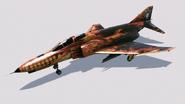 F-4E Inferno Skin Hangar