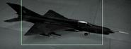 MiG-21-93 Razgriz color Hangar