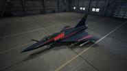 Mirage 2000-5 AC7 Color 3 Hangar