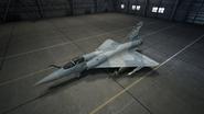 Mirage 2000-5 AC7 Color 5 Hangar