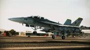 ACAH F-18F Launch