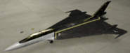 F-16XL Mercenary color hangar