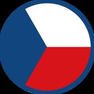 Roundel of the Czech Republic