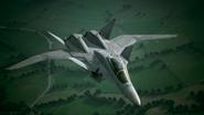 X-02S Strike Wyvern Flyby No Emblem 4