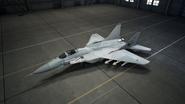 MiG-29A AC7 Color 8 Hangar