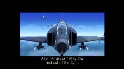Ace Combat 5 Opening Cinematic TRUE HD