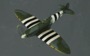 Supermarine Spitfire Mk.IXe -Flying Aces- Flyby