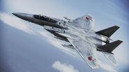 F-15J Infinity Flyby
