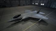 F-35C AC7 Color 5 Hangar