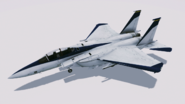 F15E Event Skin 3 Hangar