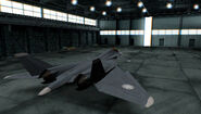 XFA-24A ACX Hangar 2