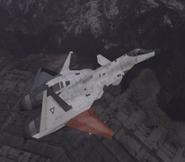 ADFX-02 Morgan over Avalon