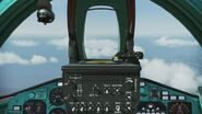 Infinity MiG-31B Cockpit