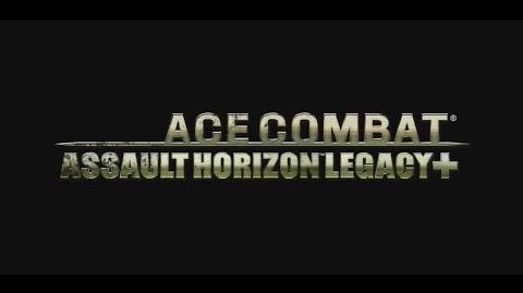 Ace Combat Assault Horizon Legacy Plus - Announcement Trailer