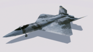 YF23 Event Skin 1 Hangar