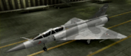 Mirage 2000D Knight color hangar
