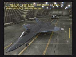 YF-23A Wizard