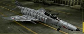 F-4E Special color hangar