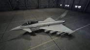 Typhoon AC7 Strider Hangar