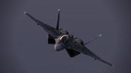 CFA-44 Flyby Shot 2