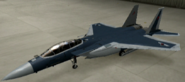 F-15E Knight color hangar