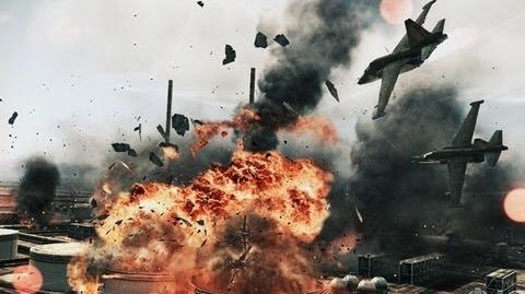 Ace Combat Assault Horizon - IGN Review Preview 2