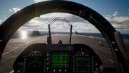 FA-18F Carrier Cockpit