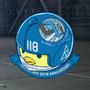 AC7 25th Anniversary Nugget -Mobius 1- Emblem Hangar