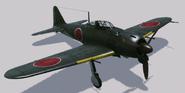 A6M5 ZERO Hangar