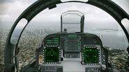ACAH AV-8B Cockpit
