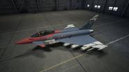 Typhoon AC7 Rot Hangar