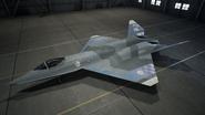 YF23 AC7 Wizard Hangar