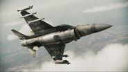 F-16F Assault Horizon Underside