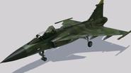 JAS-39C Event Skin01 Hangar